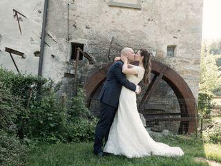 Le nozze di Sandra e Luca