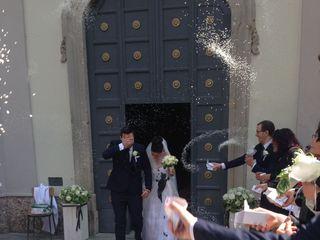 Le nozze di Michael e Gigliola 1