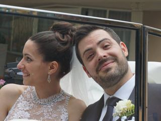 Le nozze di Michael e Gigliola 3