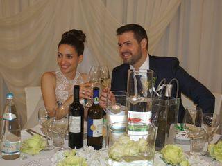Le nozze di Michael e Gigliola