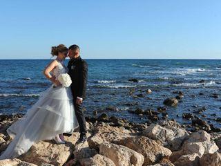 Le nozze di Chiara e Quirico 1