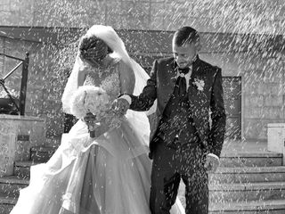 Le nozze di Chiara e Quirico