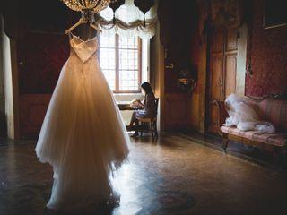 Le nozze di Sandra e Alessio 1