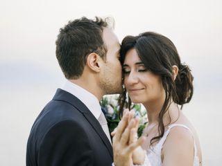 Le nozze di Giovanna e Mario