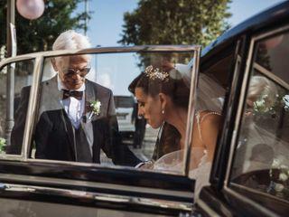 Le nozze di Erika e Domenico 1