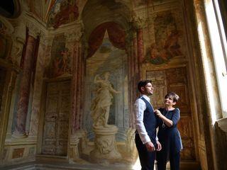 Le nozze di Priscilla e Nicolas 3