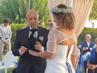 Le nozze di Monia e Fabio  1