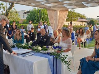 Le nozze di Monia e Fabio  2