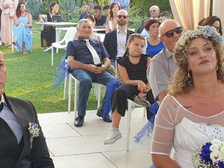 Le nozze di Monia e Fabio