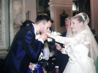 Le nozze di Francesca  e Nicholas  1