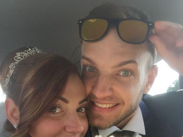 Il matrimonio di Nicholas  e Francesca  a Viadana, Mantova 25