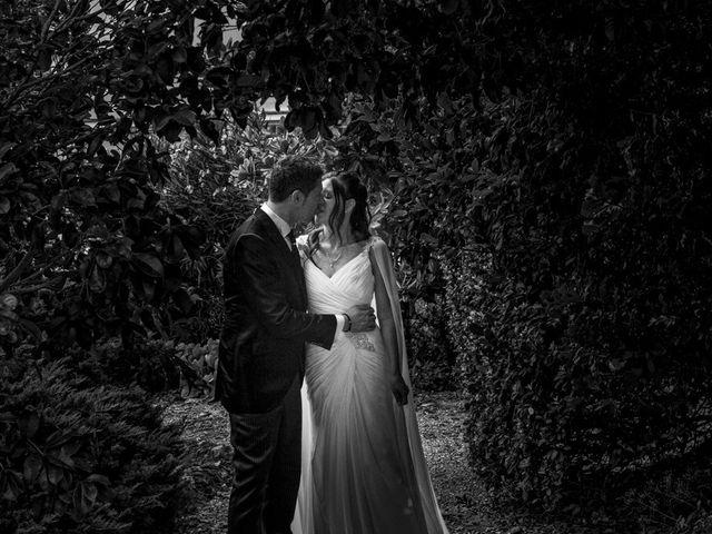 Le nozze di Carmen e Williams