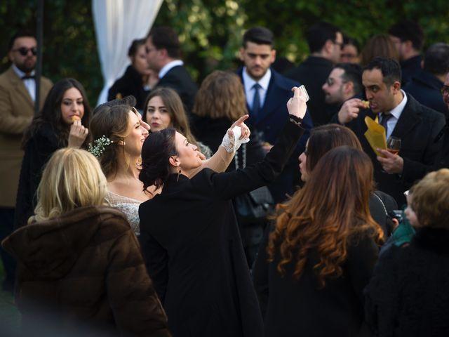 Il matrimonio di Giuliano e Marina a Caserta, Caserta 34