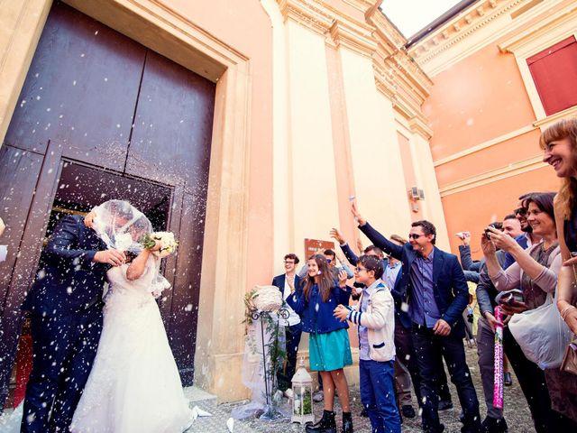 Il matrimonio di Michele e Sofia a Cento, Ferrara 1
