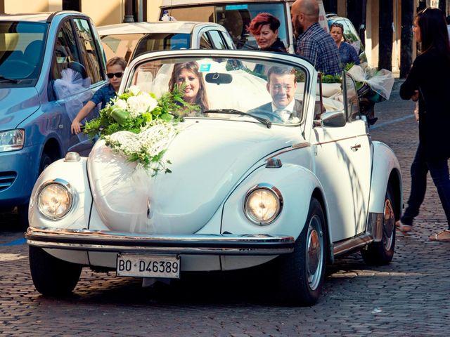Il matrimonio di Michele e Sofia a Cento, Ferrara 2