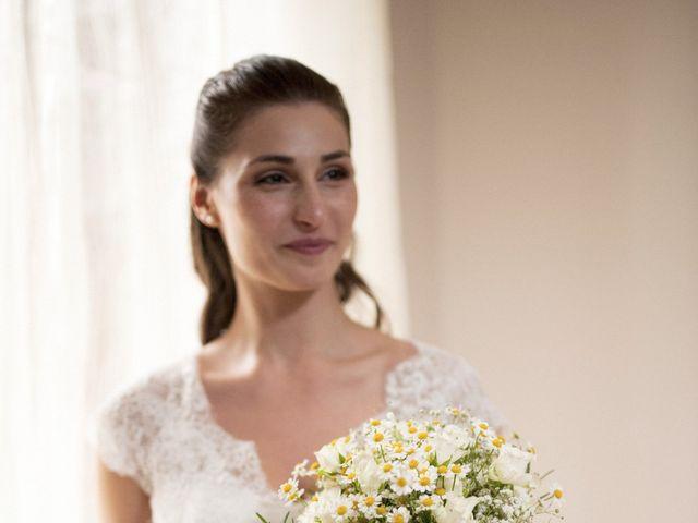 Il matrimonio di Luca e Sandra a Albiolo, Como 13