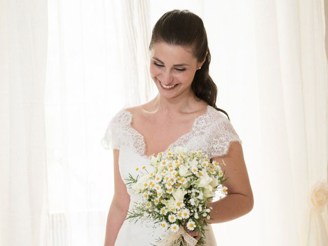 Il matrimonio di Luca e Sandra a Albiolo, Como 15