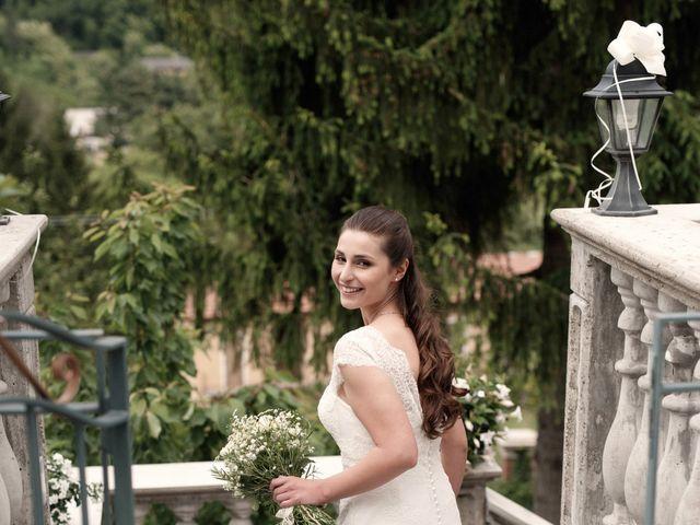 Il matrimonio di Luca e Sandra a Albiolo, Como 19