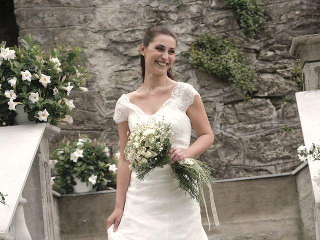 Il matrimonio di Luca e Sandra a Albiolo, Como 21