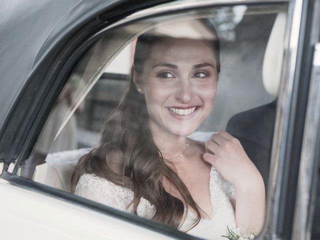 Il matrimonio di Luca e Sandra a Albiolo, Como 23