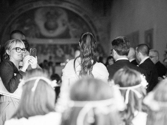 Il matrimonio di Luca e Sandra a Albiolo, Como 25