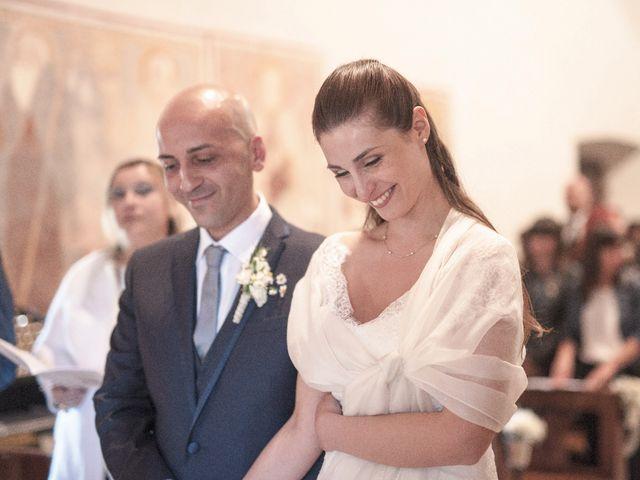 Il matrimonio di Luca e Sandra a Albiolo, Como 26