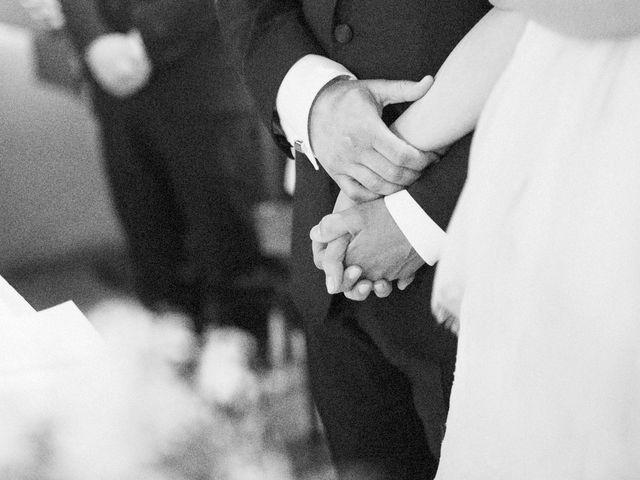 Il matrimonio di Luca e Sandra a Albiolo, Como 27