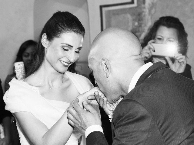 Il matrimonio di Luca e Sandra a Albiolo, Como 28