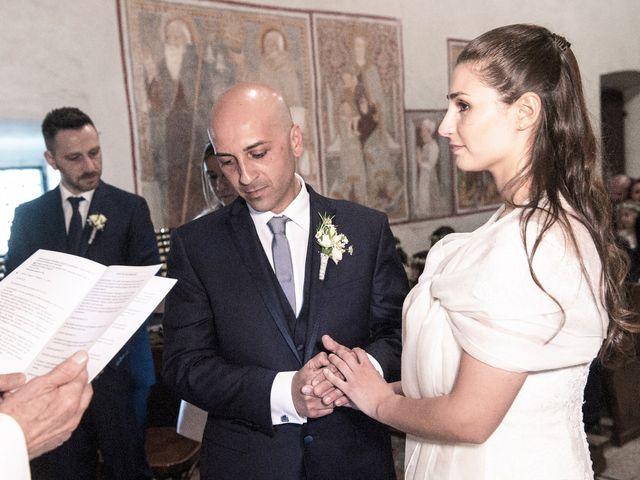 Il matrimonio di Luca e Sandra a Albiolo, Como 29