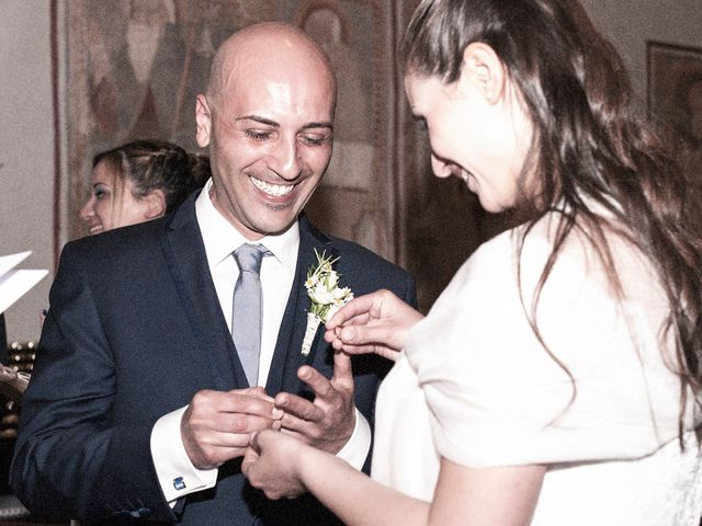 Il matrimonio di Luca e Sandra a Albiolo, Como 30