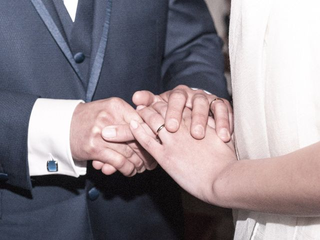 Il matrimonio di Luca e Sandra a Albiolo, Como 32