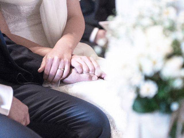 Il matrimonio di Luca e Sandra a Albiolo, Como 33