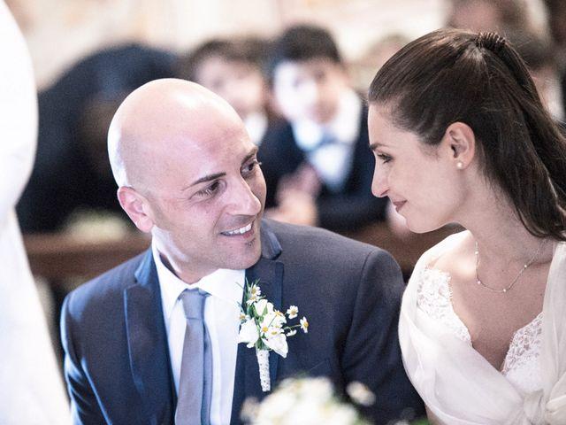 Il matrimonio di Luca e Sandra a Albiolo, Como 34