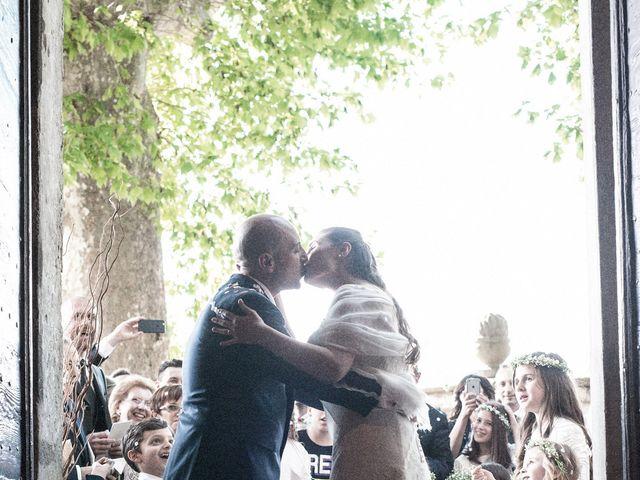Il matrimonio di Luca e Sandra a Albiolo, Como 35