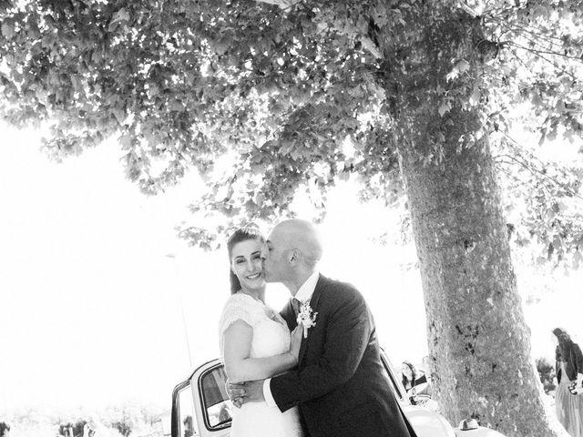 Il matrimonio di Luca e Sandra a Albiolo, Como 2