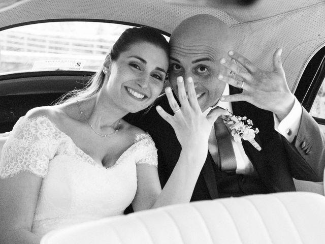Il matrimonio di Luca e Sandra a Albiolo, Como 36