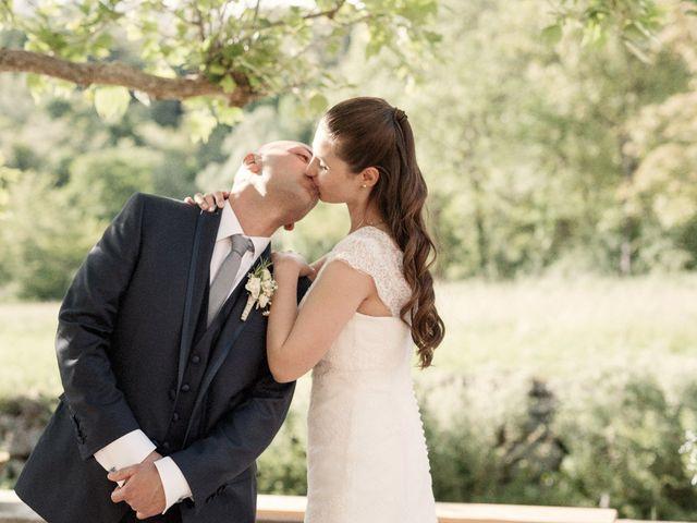 Il matrimonio di Luca e Sandra a Albiolo, Como 37
