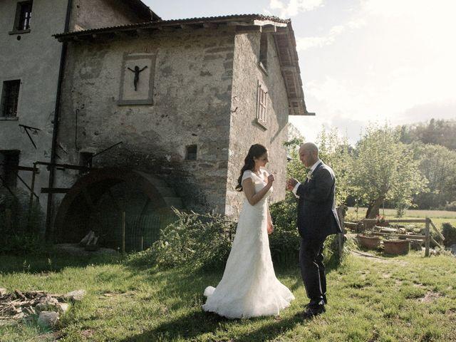 Il matrimonio di Luca e Sandra a Albiolo, Como 39