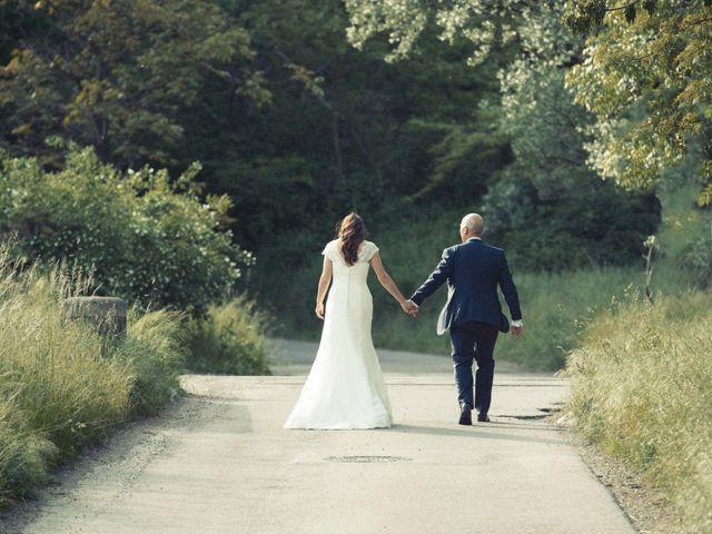 Il matrimonio di Luca e Sandra a Albiolo, Como 40