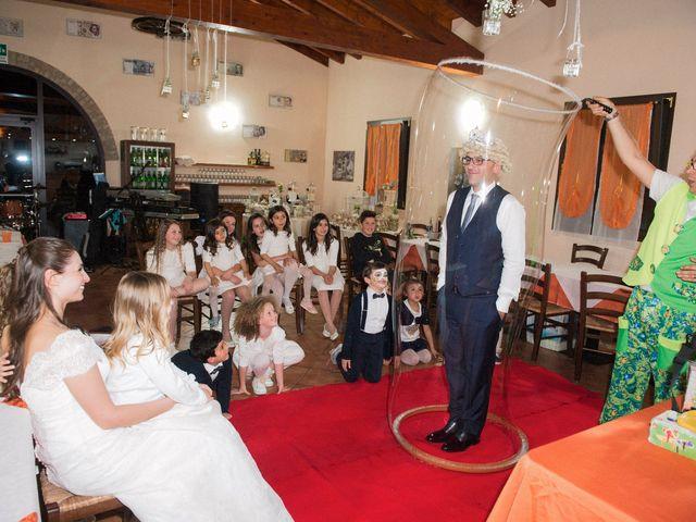 Il matrimonio di Luca e Sandra a Albiolo, Como 46