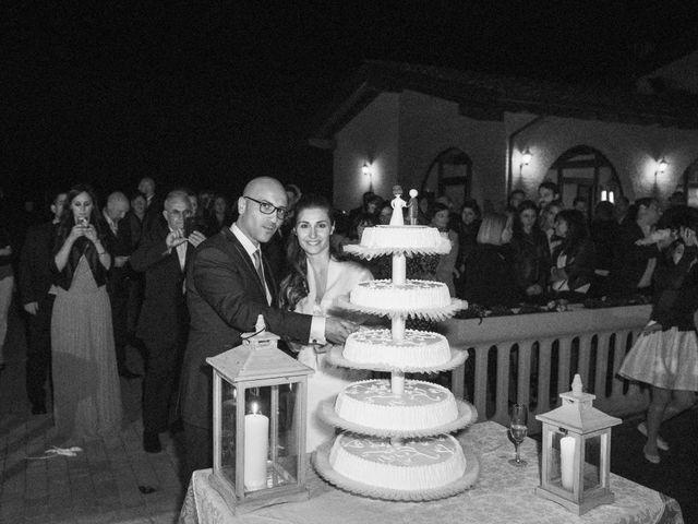 Il matrimonio di Luca e Sandra a Albiolo, Como 47
