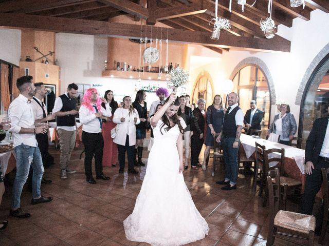 Il matrimonio di Luca e Sandra a Albiolo, Como 48