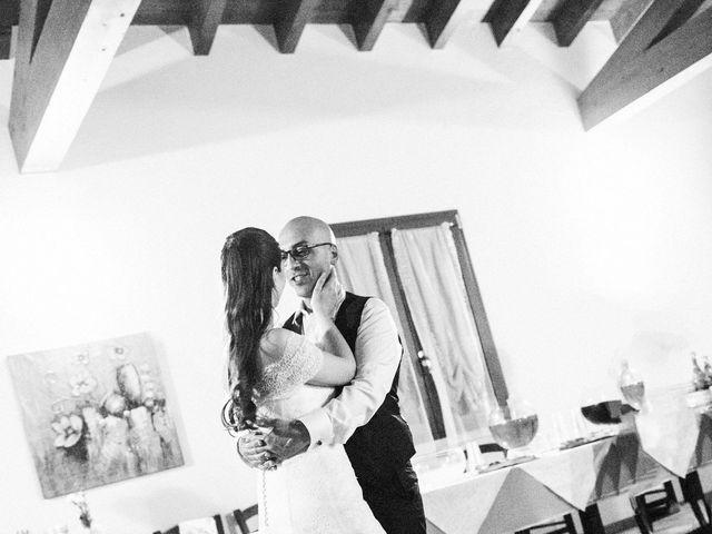 Il matrimonio di Luca e Sandra a Albiolo, Como 50