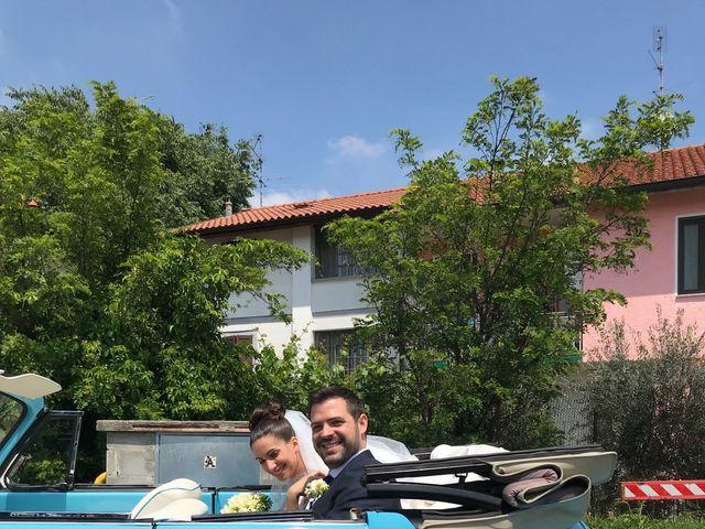 Il matrimonio di Gigliola e Michael a Osio Sotto, Bergamo 5