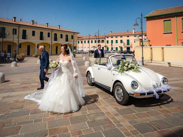 Il matrimonio di Alessandro e Sara a Ceggia, Venezia 9