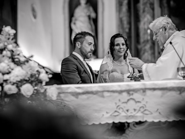 Il matrimonio di Alessandro e Sara a Ceggia, Venezia 11