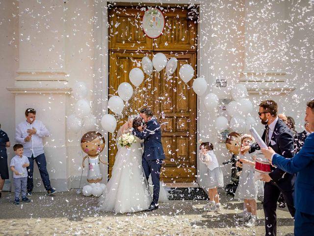 Il matrimonio di Alessandro e Sara a Ceggia, Venezia 12
