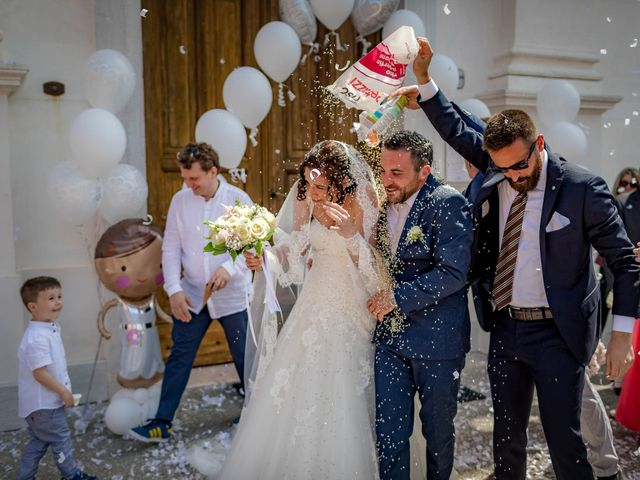 Il matrimonio di Alessandro e Sara a Ceggia, Venezia 13