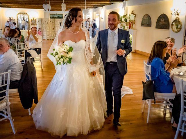 Il matrimonio di Alessandro e Sara a Ceggia, Venezia 30