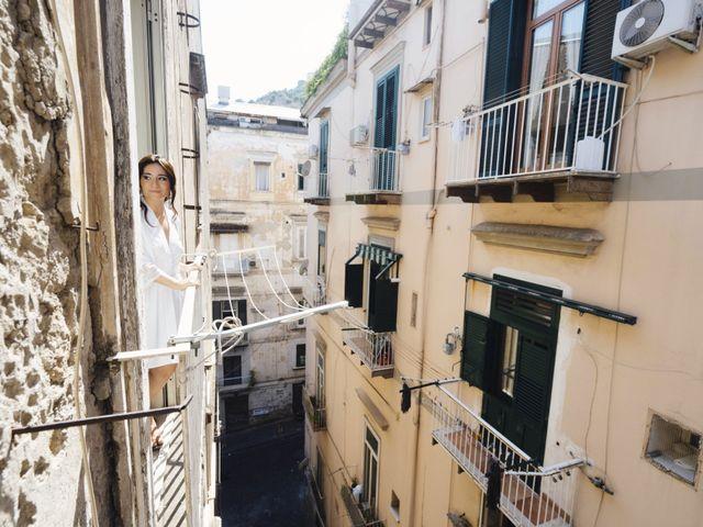 Il matrimonio di Mario e Giovanna a Napoli, Napoli 9